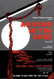 summary of echo in the bone dennis scott Shakespeare's othello and dennis scott's echo in the bone week topic objectives 1 introduction to othello ➢ overview of othello ➢ context in othello.