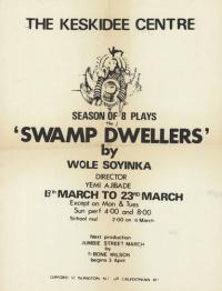 Swamp Dweller's, The