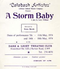 Storm Baby, A